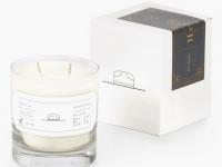 Ranger Candle jar & package labels