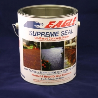 Eagle Seal can label