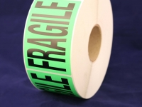 FRAGILE sticker roll