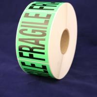 FRAGILE sticker roll