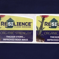 Resilience product label