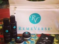 RemeVerse beauty products labels