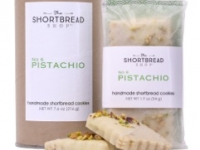 The Shortbread Shop Product Labels - Pistachio