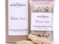 The Shortbread Shop Product Labels - Rose tea
