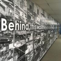 American Paper & Twine mural 2