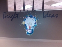 Bright Ideas Wall Transfer
