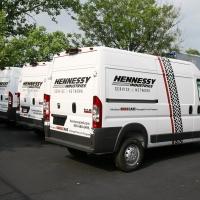 Hennessy Fleet Graphics
