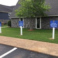 Mallards Landing Parking Signs