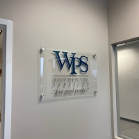 WPS acrylic wall signs 3