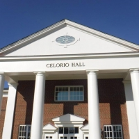 Welch College Building Letters - Celorio Hall