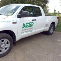 ACER Pick Up Truck graphics