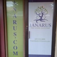 Janarus window decals