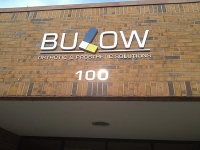 Bulow Building Sign 2