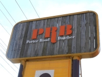 Porter Road Butcher Road Sign