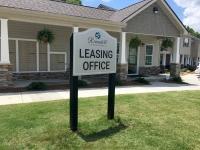 Rivendell Leasing Office Sign