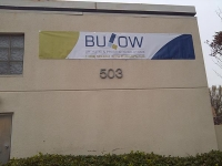 Bulow outdoor banner