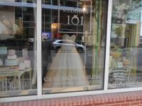 Wedding 101 Window Sign