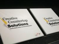 CCS material sample tiles