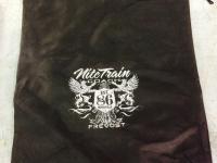 Night Train Branded Laundry Bag