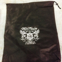 Night Train Branded Laundry Bag