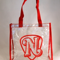 Nashville Sounds Clear Tote