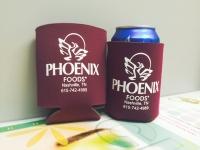 Phoenix Foods Printed Collapsible Kan Kooler