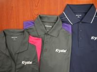 Krystal 3 shirts
