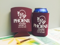 Phoenix Foods Printed Collapsible Kan Kooler