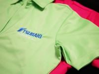 Tsubaki custom polo shirts