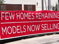 Model Home Event banner
