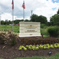 Canterchase Monument Sign