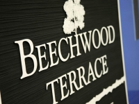 Beechwood Terrace Monument sign panel