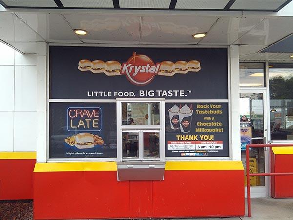 Outdoor Business Signage Dynamark Graphics Group Nashville