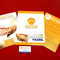 Senior Solutions Printed Collateral