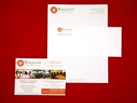 Waypoint Recovery Stationery