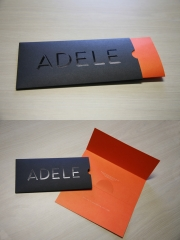 ADELE ticket folder