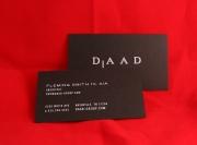 DAAD Business card