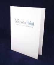Mission Point Folder
