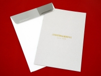 Johnson & Murphy Booklet & Envelope