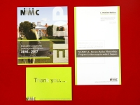NAMIC Notecard & Booklet Brochure Printing