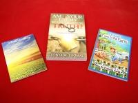 Three Printed Books