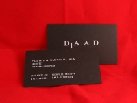 DAAD Business card