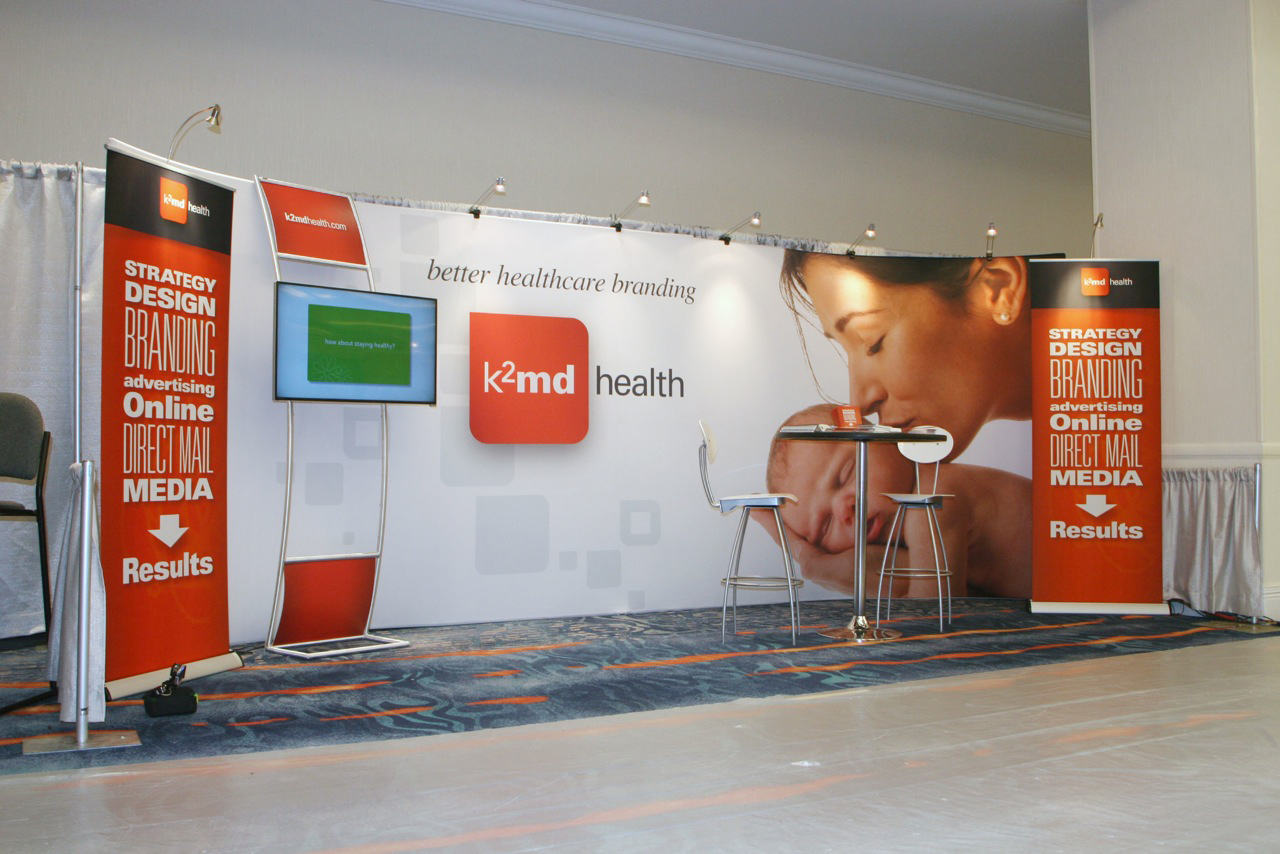 Trade Show Displays Amp Graphics Dynamark Graphics Group