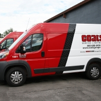 Coats Van Wrap