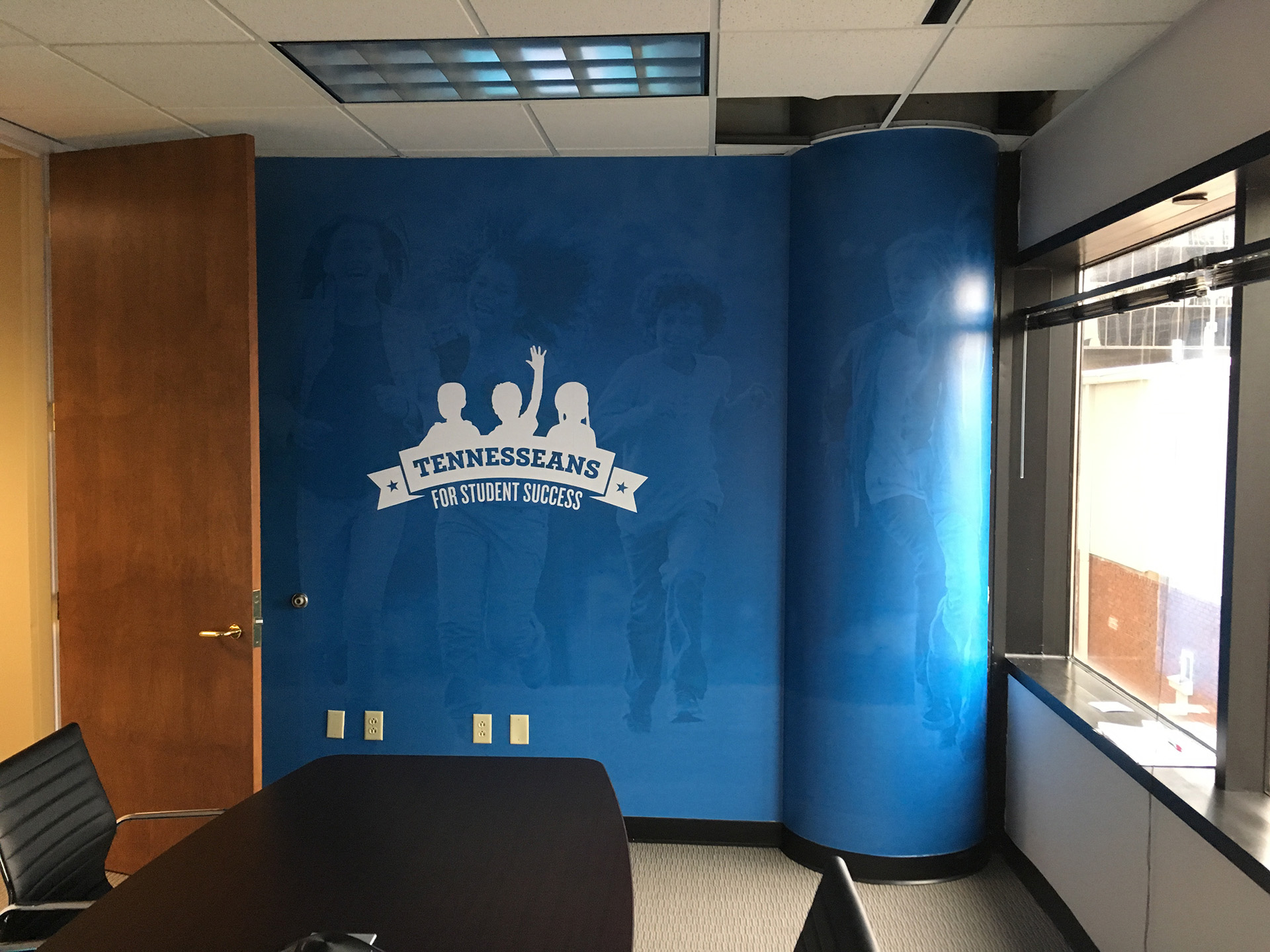 Custom Wall Mural Decals Dynamark Graphics Group Nashville