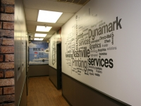 Corporate Wall Graphics wall mural