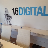 16Digital Interior Business Sign