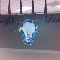 Bright Ideas Wall Transfer