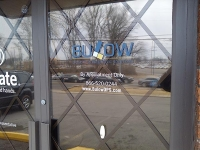 Bulow Door Graphic