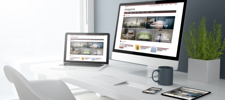 Professional Website Design Services – You're likely overdue.